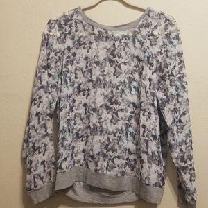 Charming Charlie sherr blouse